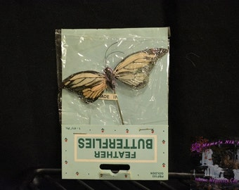 Floral, Arrangements, Butterfly, Butterflies, Crafts, Supplies, Scrapbooking