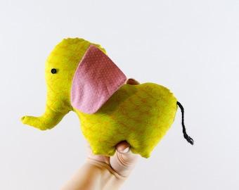 Funky Elephant Softie