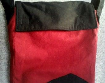 star trek uniform shoulder bag