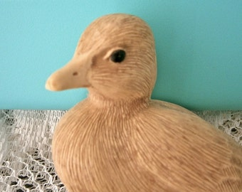 Vintage Vincent Giannetto Farm Pond Puddlers: Baby Duckling