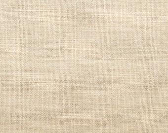 Linen natural - color: flax-beige - 100% natural fiber - 0.5 m
