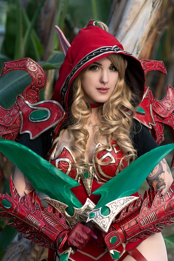 Valeera Sanguinar World Of Warcraft Costume