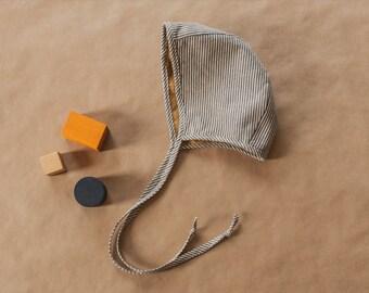 Reversable Baby Bonnet