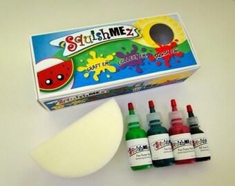 HOMEMADE Squishies Squishy - SquishMEz Craft Kit