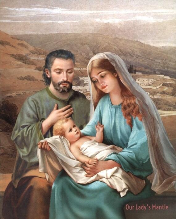 La Sagrada Familia De Jesus | www.pixshark.com - Images ...