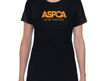 ASPCA We Are Their Voice ladies t-shirt