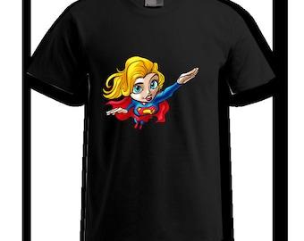Tiny Superwoman T-Shirt