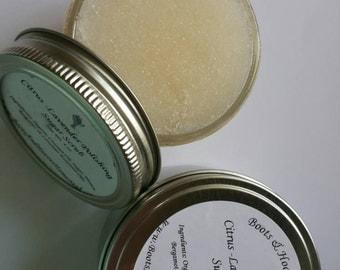Citrus - Lavender Polishing Sugar Scrub