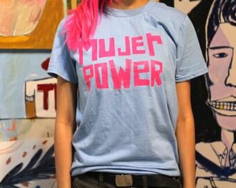 Mujer Power_Tshirt