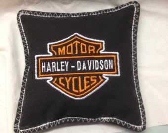 Harley Bags on Black