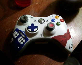 Doctor who Xbox 360 Controller