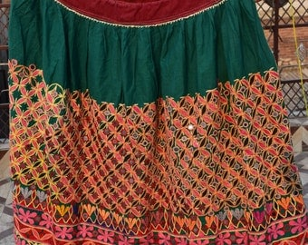 tribal gypsy skirt