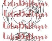 Becka Digi Stamp
