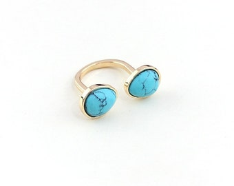 Terra turquoise or white ring