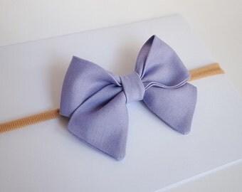 Lavender Gigi Bow