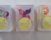 Clean Fun Pony Soap