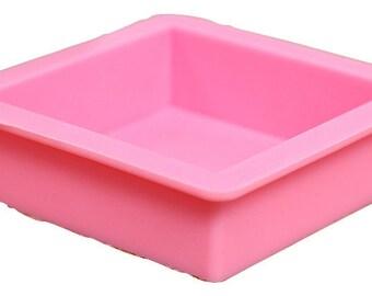 Square soap mold