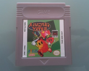 Amazing Tater  For Nintendo Game Boy, gbc, gba, gba sp