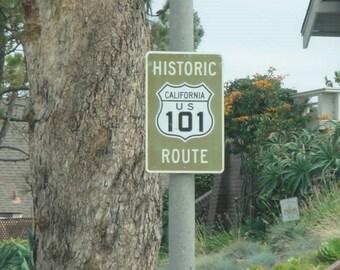 CA Route 101
