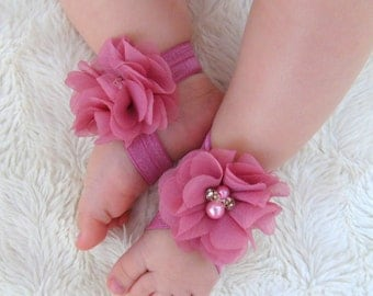 Baby Barefoot Sandals, Baby Sandals, Baby Shoes Girl, Newborn Shoes, Baby Girl Barefoot Sandals, Newborn Sandals, Newborn Barefoot Sandals