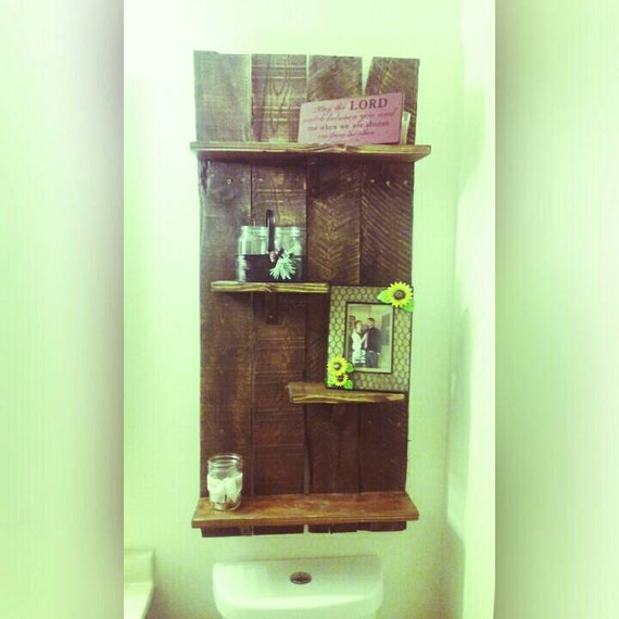 New Rustic Shelves  Interiors  Pinterest