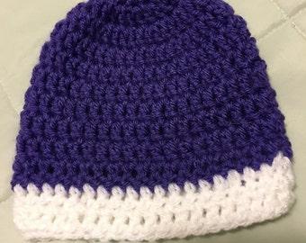 Crochet Baby Stocking Caps