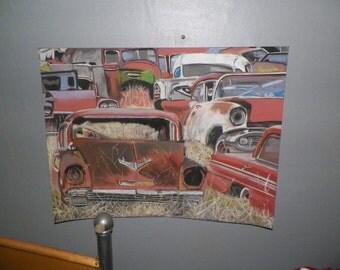 Junkyard Vintage