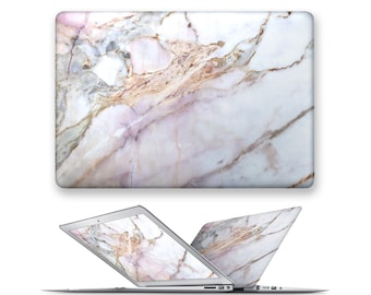 macbook cover rubberized front hard cover for apple mac macbook air pro touch bar 11 12 13 15 marble
