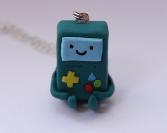 BMO Polymer necklace