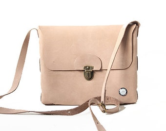 One Piece leather bag delivery
