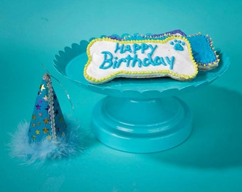Customizable Doggy Birthday Cakes