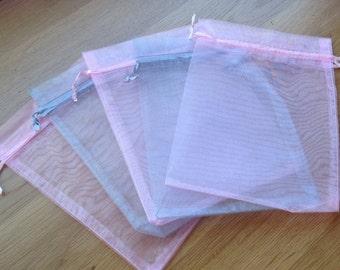 Additional item- large organza gift bag