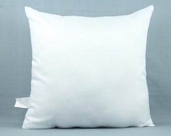 Square Sham Pillow Insert for 18x18 cover