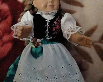 American girl doll Vintage Kirsten