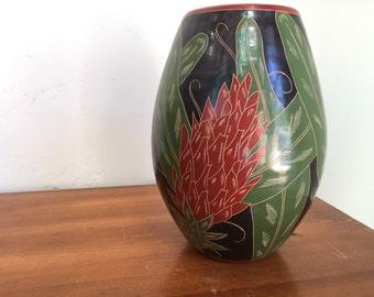 Ginger Flower Vase