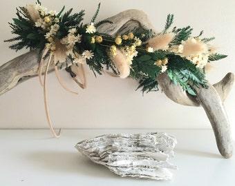 15% off Until May 8th!////Wedding Flower Crown