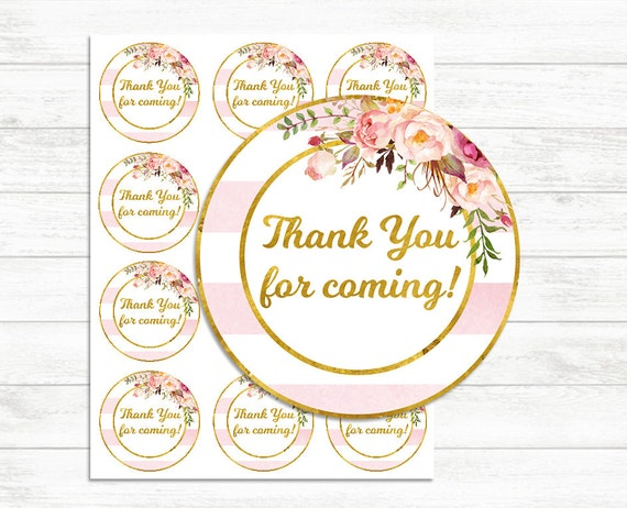 Old Fashioned image within thank you printable tags