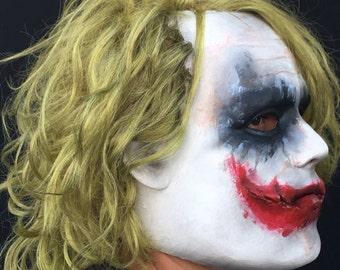 Heat ledger joker mask
