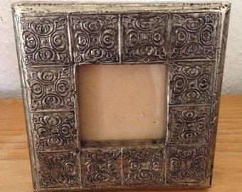 Pretty oriental photo frame