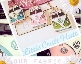 Fabric campers