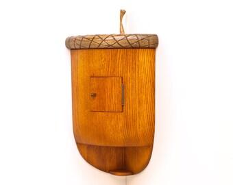 Corner Acorn Cabinet