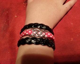 Bracelet liberty braided