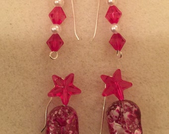 Sets of two ear cuffs !