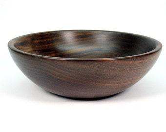 Black Walnut Bowl # 104