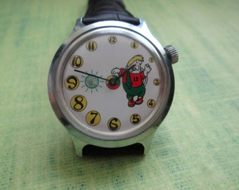 Watch Rare Vintage Soviet VOSTOK WOSTOK  russian watch USSR