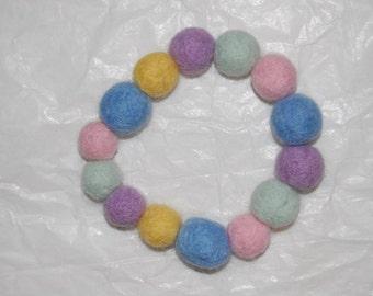 Pastel Bon Bons bracelet