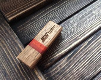 wooden USB  memory drive
