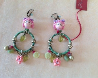 Earring doll art. 34