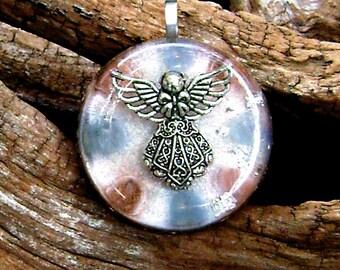 Orgonite Pendant, Stong Healing power