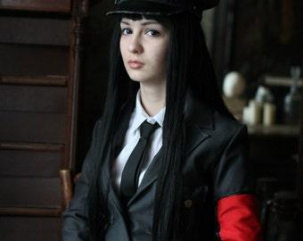 Nakahara Sunako cosplay from Perfect Girl Evolution Millitary uniform